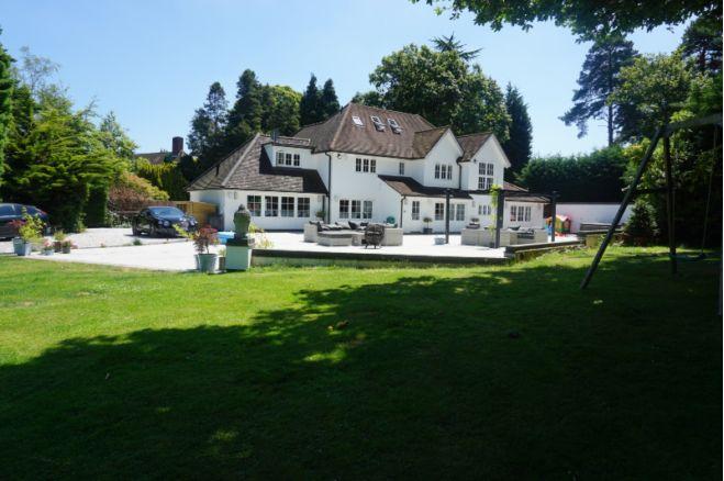 5 bedroom detached house Ide Hill, Sevenoaks