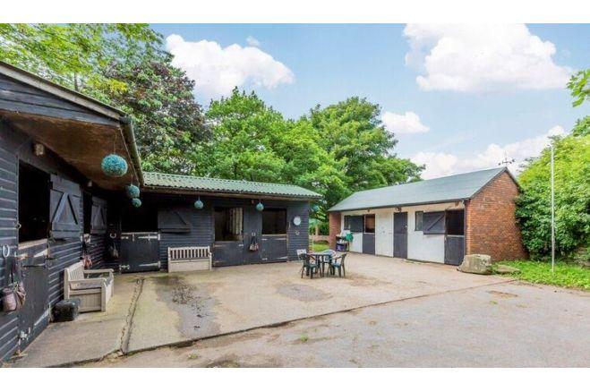 4 bedroom equestrian facility