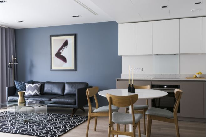 1 bedroom apartment. - W2 6JF